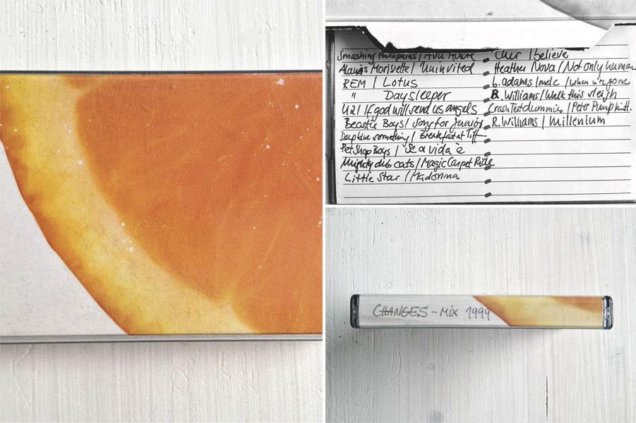 <b>Rasettenrekörer</b>* <br>Meine neue Rubrik und das erste Tape aus meiner schönen, alten Kassettensammlung