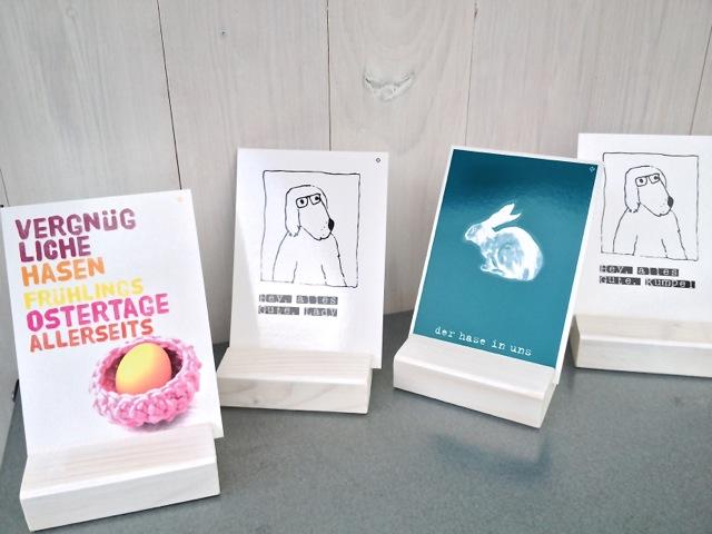 BING – frisch ausgepackt: <br>diese schöne Auswahl meiner Karten gibt es jetzt in Hilden bei DEPENDANCE 87