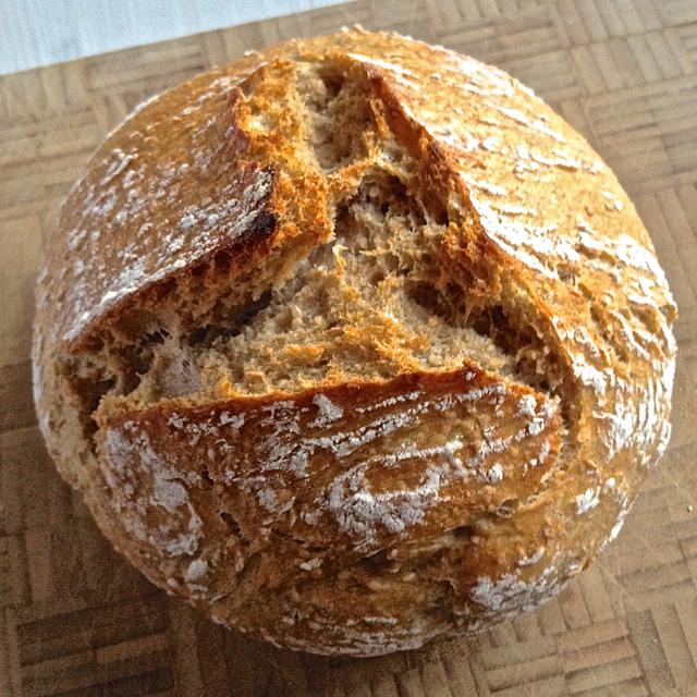 Das viel-Ruhm-wenig-Arbeit-Brot
