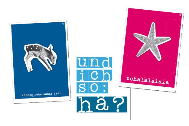 JAY – Meine Postkarten bei Tante Hilde!  Das wunderbare Stofflädchen in Hilden hat nämlich alles, was euer farbenfrohes Herz begehrt.
