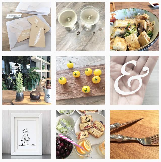 Mein Juli bisher bei Instagram – ja, jetzt schon…