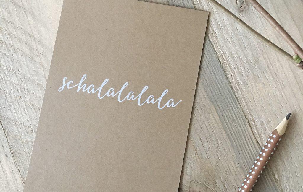 Eine kleine Vorschau auf die neue Postkarten-Kollektion